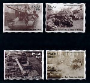 [76561] Palau 2005 World War II Battle of Kursk  MNH