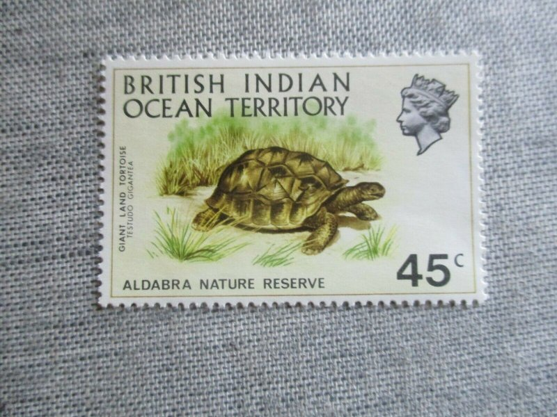 British Indian Ocean Territory, Scott#38, MNH