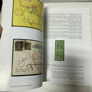 Siegel Stamp Catalog 782 British Commonwealth Worldwide Covers 1996