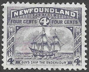 Newfoundland Scott Number 90 VF Used