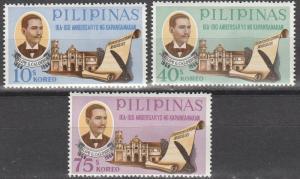 Philippine Is #987-9   MNH  (S6058L)