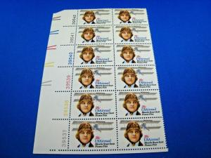 U.S. SCOTT # C99  -  PLATE BLOCK OF 12  -     MNH