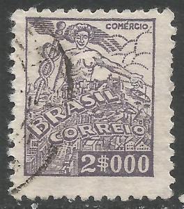 BRAZIL 583 VFU Z3534-1