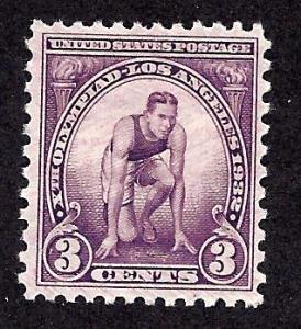 718 Mint,OG,HR... SCV $1.50