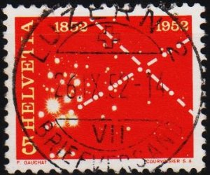 Switzerland. 1952 5c S.G.532 Fine Used