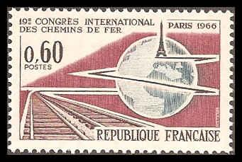 France 1161 Mint VF NH