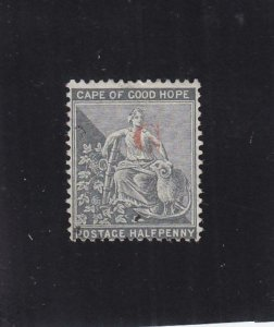Griqualand: Sc #4, Used (36265)