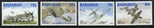 BAHAMAS SG1221/4 2000 INTERNATIONAL STAMP EXHIBITION MNH