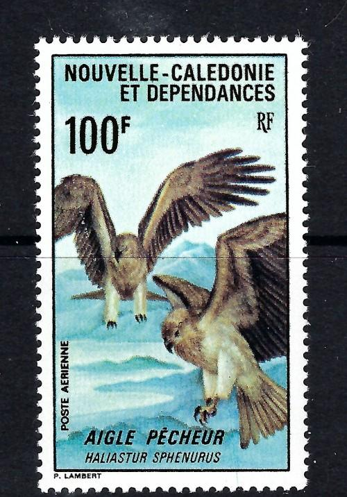 New Caledonia C71 NH 1970 Birds issue
