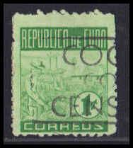 Cuba Used Fine ZA526266