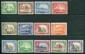 Aden Scott 16-27a Mint Hinged 1939-48