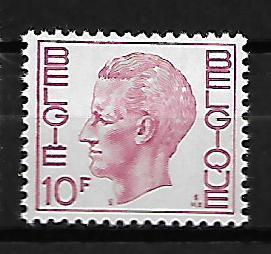 BELGIUM  764   MNH KING BAUDOUIN ISSUE 1970-1980