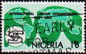Nigeria. 1969 1s6d S.G.236 Fine Used