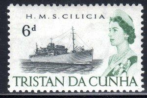TRISTAN DA CHUNA     1965-67    SG77    LMM