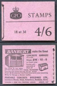 L11g 4/6 Graphite Booklet August 1959