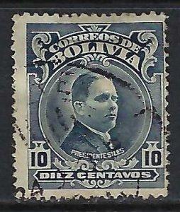 Bolivia 190 VFU C623-2