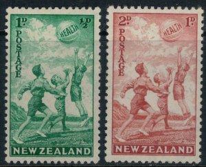 New Zealand #B16-7* no gum  CV $32.00