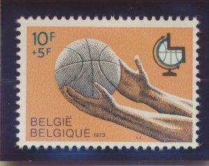 Belgium Stamp Scott #B901, Mint Hinged - Free U.S. Shipping, Free Worldwide S...