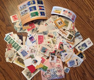 USA LOT: Bunch of stamps / Lots of stamps (Used)