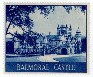 (I.B) Cinderella Collection : Best of British (Balmoral Castle)