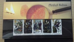 Great Britain 1993 Sherlock Holmes Mint