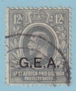 GERMAN EAST AFRICA N110  USED - NO FAULTS VERY FINE !