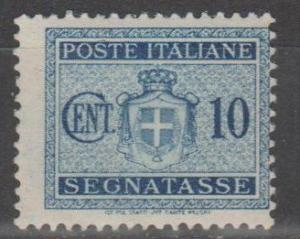 Italy #J54 F-VF Unused  (SU304)