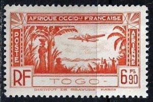 Togo ~ Scott # C5 ~ MNH