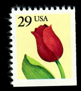USA 2527 Mint (NH) Booklet Stamp