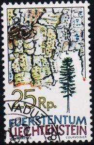 Liechtenstein. 1986 25r S.G.909 Fine Used