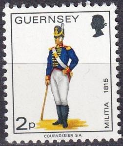 Guernsey #98 MNH