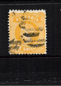 VICTORIA  1901  1/-   QV   FU     SG 381