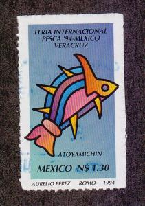 Mexico Scott #1874 Used