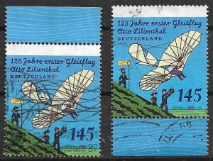 Germany 2016  used - Lilienthal - high value