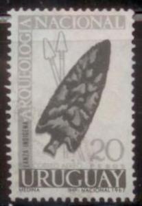 Uruguay 1968 SC# C324 Used L394