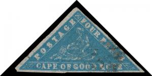 Cape of Good Hope Scott 9c Gibbons 14c Used Stamp
