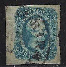 United States Confederate States #12b