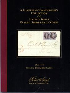 Siegel Auction Sales of US Classics and Covers