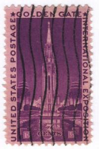 United States, Scott # 852,  Used