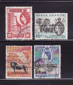 Kenya, Uganda, Tanzania 104-105, 107-108  Elizabeth II (A)