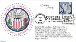 #3183b Federal Reserve Barre FDC