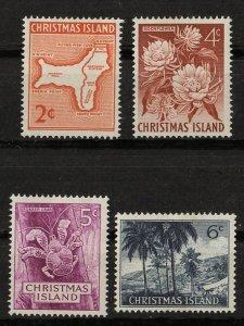 Christmas Island - Broken Set - MLH
