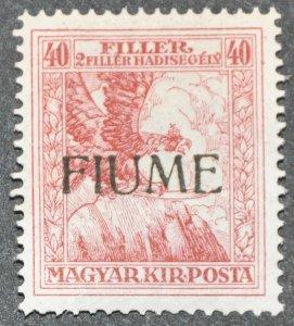 DYNAMITE Stamps: Fiume Scott #B3 – MINT