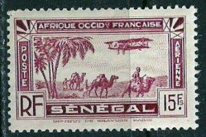 Senegal ~ Scott # C11 ~ MNH
