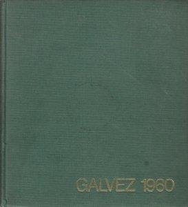 Galvez 1960 Catalogo Especializado de los Sellos de Espana. Spain specialized.