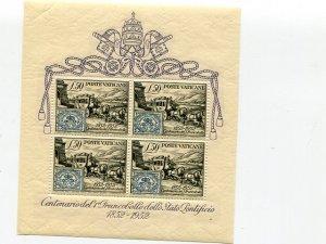 Vatican  #155a  Mint VF NH    - Lakeshore Philatelics