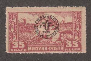 Hungary 3N11 Throwing Lariat  1920