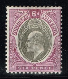 Southern Nigeria SG# 27 - Mint Hinged - Lot 120615