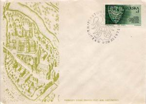 Poland, First Day Cover