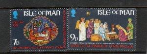 Isle of Man 1981 Christmas MNH